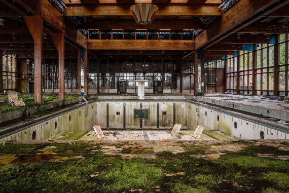 Grossinger Abandoned Resort