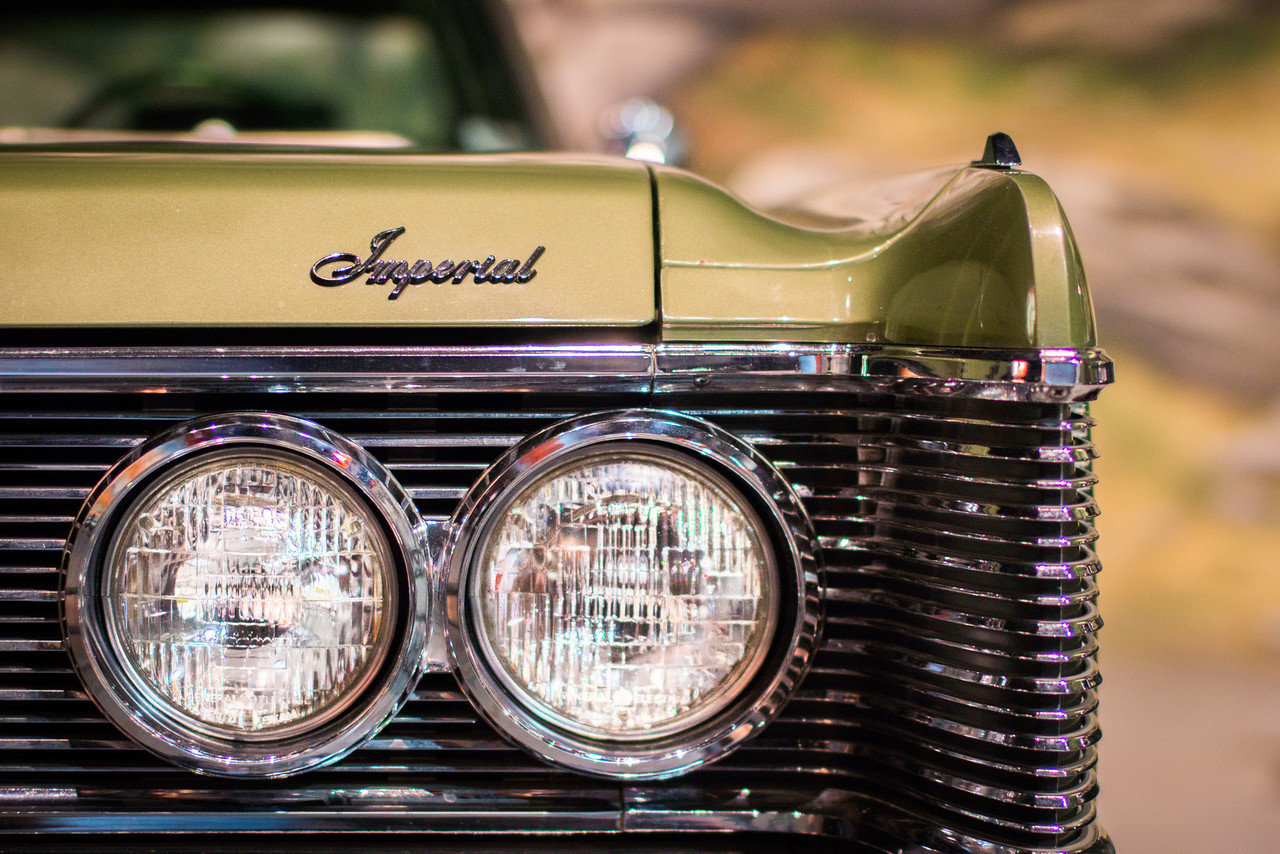 Guitars, Cadillacs, Hillbilly Music ~ The Antique Automobile Club of America