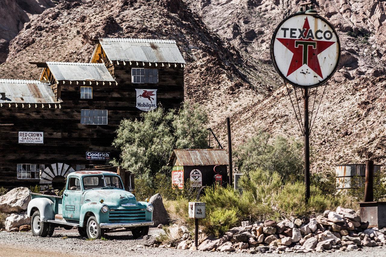 Going West 2012 ~ Special Edition : Eldorado Canyon Mine