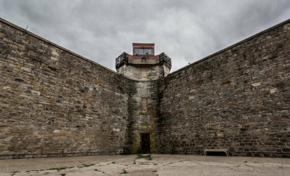 I Was Arrested, Once…Eastern State Penitentiary