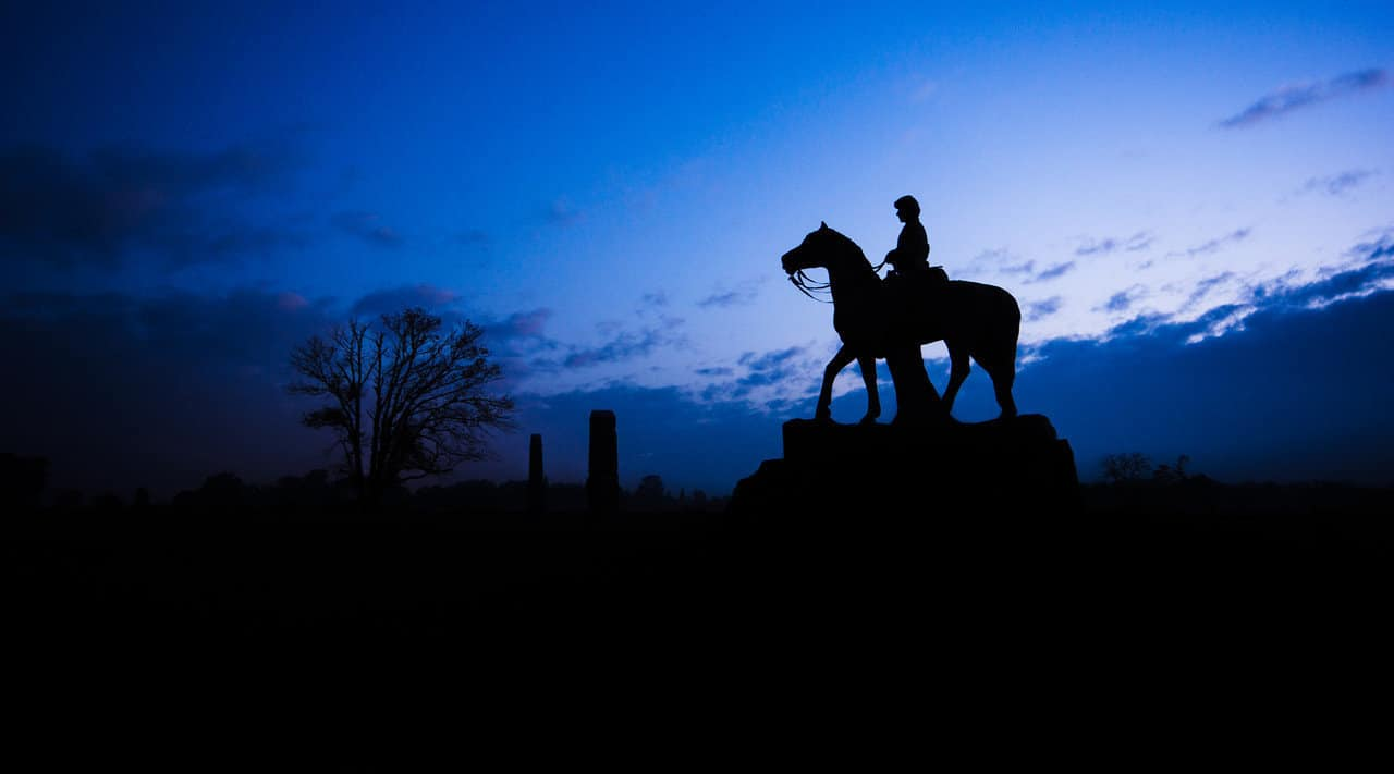 Chasing The Ghosts of Gettysburg