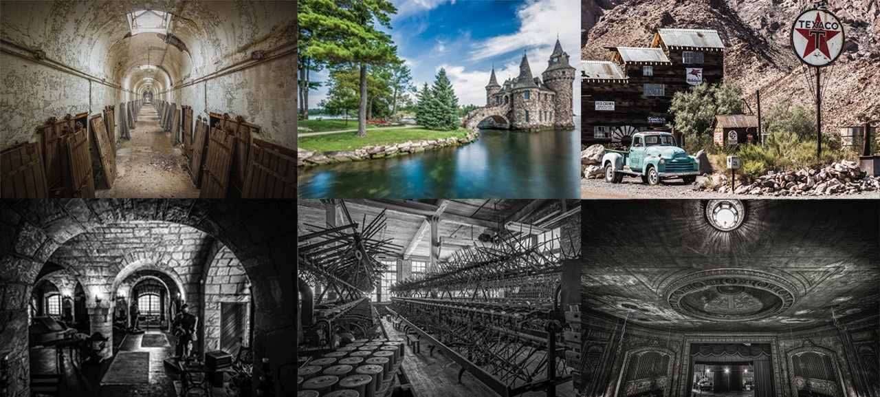 """8 Awesome """"Abandoned"""" Locations Anyone Can and Must Visit"""