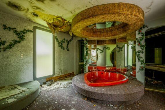 abandoned poconos