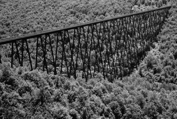Kinzua Bridge ~ A Look Back