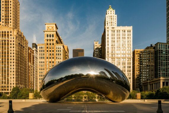 Chicago Illinois ~ Part I ~ The Obligatory Bean
