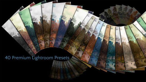 The Great Lightroom Preset Giveaway