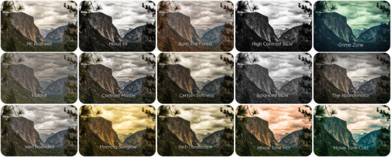 The Great Lightroom Preset Giveaway